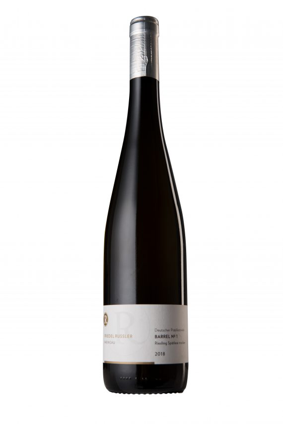 Riesling Spätlese BARREL No. 1